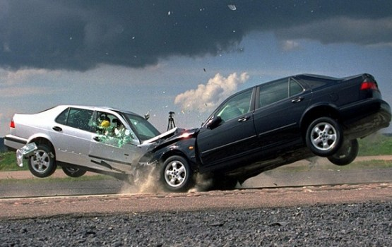 Страшная реальность на дорогах
