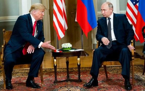 Трамп: c нетерпением жду второй встречи с Путиным