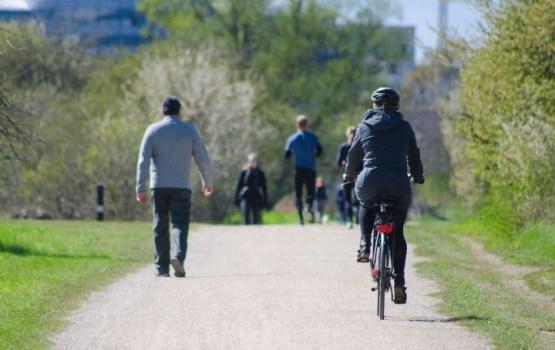Мешающих пешеходам велосипедистов будут штрафовать