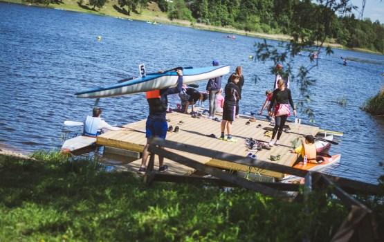 Уникальная экспедиция по исследованию маршрута водного туризма Даугавы