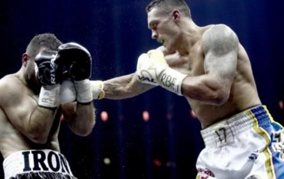 Усик победил Гассиева в финале WBSS и стал абсолютным чемпионом мира по боксу