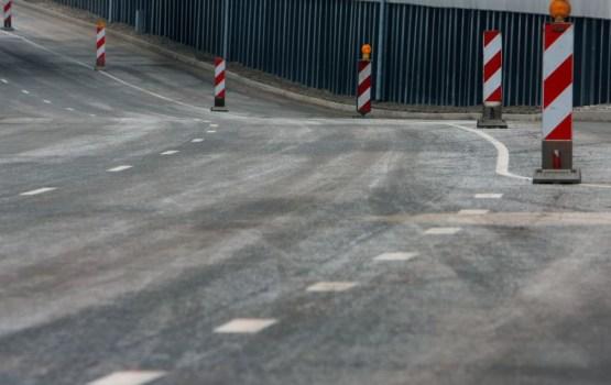 Ремонт дорог причиняет   неудобства