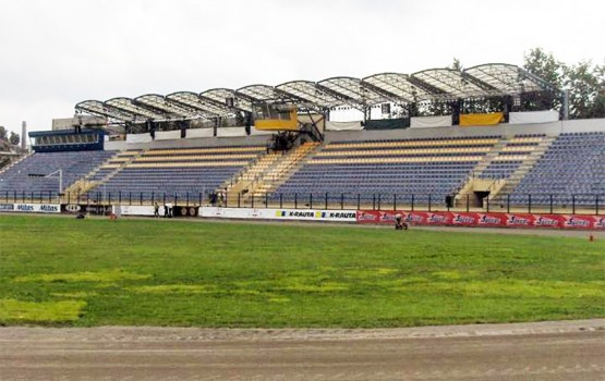 Возле стадиона появится памятник спидвею
