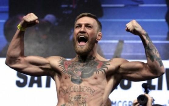 Макгрегора наказали за нападение на автобус с бойцами UFC