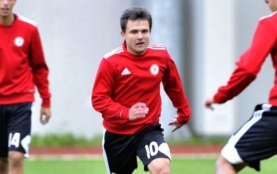 Футболист сборной Латвии завершил спортивную карьеру