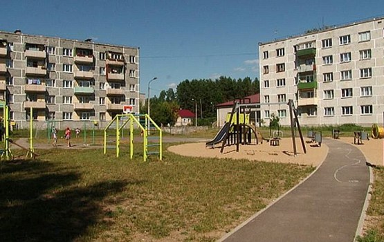 В Даугавпилсе построят две спортивные площадки