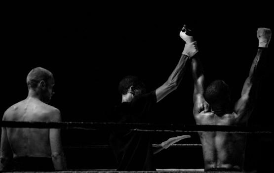 Для юных боксеров и борцов благоустраивают помещение