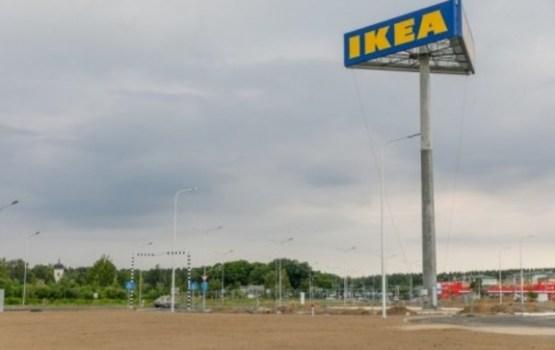 IKEA сообщила о дате открытия своего первого магазина в Латвии