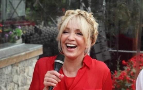 Вайкуле рассказала, что у нее настроение «супер» после скандала с Крымом