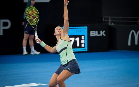 Севастова вышла в 1/4 финала турнира в Цинциннати