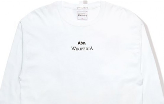 """""""Википедия"""" выпустила одежду: Коллекцию раскупили за несколько часов"""