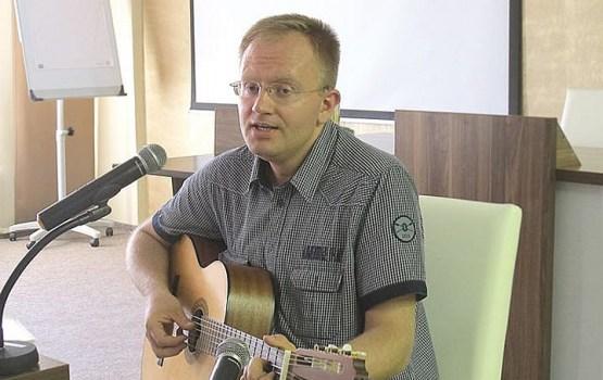 В Даугавпилсе выступит белорусский бард