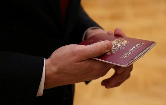 Гражданство Латвии в порядке натурализации получили 60 человек