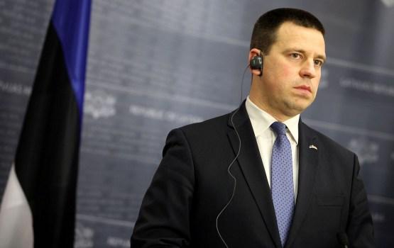 Ратас: «Эстонии есть чему поучиться у Латвии в области спорта»
