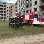 Учения: в Калкунской волости рухнуло здание