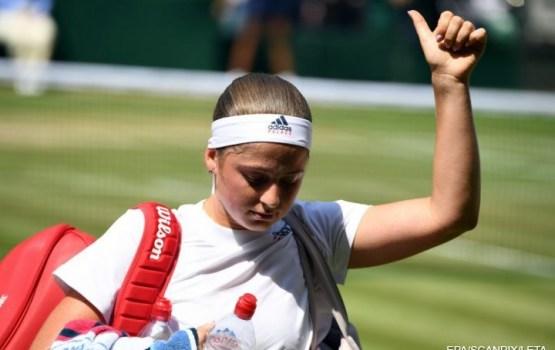 Остапенко вернулась в десятку лучших теннисисток мира