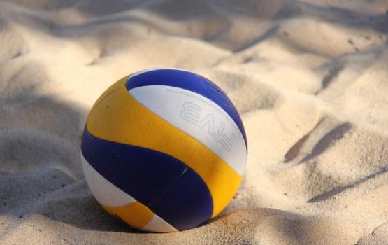 Ведущие латвийские пляжные волейболисты проиграли в финале Мирового тура