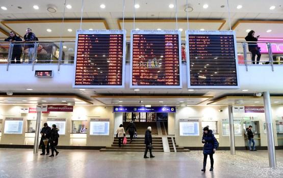 В Латвии началась продажа билетов на поезд Киев – Рига
