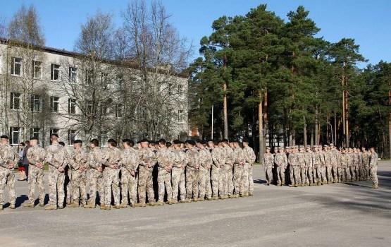 На Адажской военной базе за 3,7 млн евро построят шесть складов