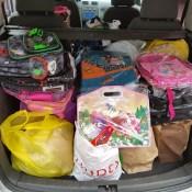 «Соберем детей в школу» – благотворительная акция завершена