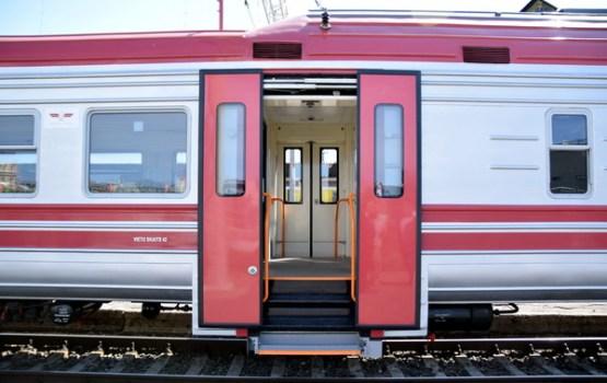 С сегодняшнего дня вводится дополнительный рейс поезда Ливаны-Рига