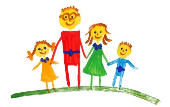 Детсады зовут участвовать в конкурсе, посвященном Дню отца