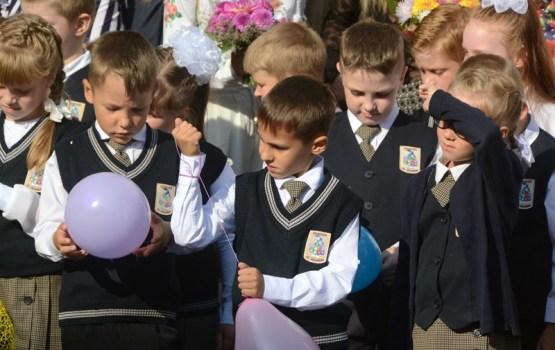 Прозвенели первые звонки в новом учебном году (ФОТО)