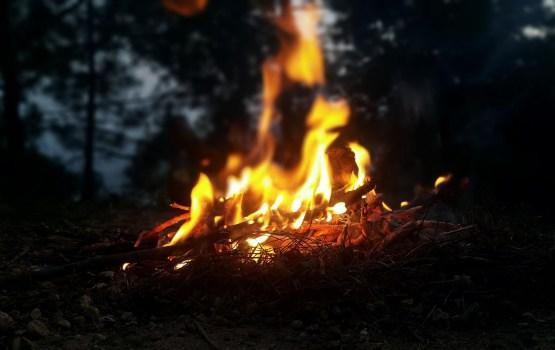 Пожароопасный сезон в латвийских лесах продолжается