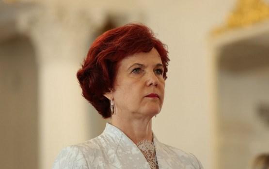 Посол Солвита Аболтиня вручила верительные грамоты президенту Италии