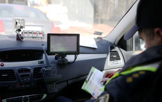 Полиция штрафует за детекторы авторадаров