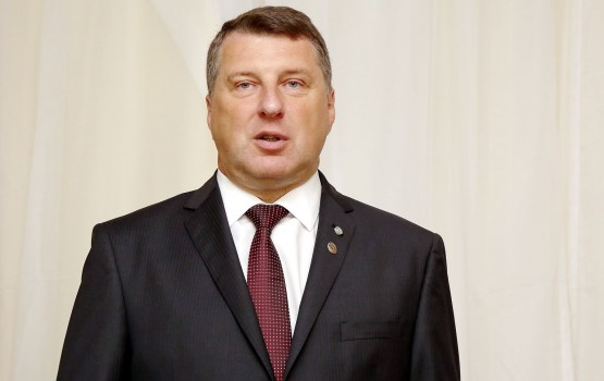Вейонис подчеркнул преимущества Латвии как центра логистики