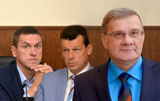 Я. Лачплесис: «Депутаты вернутся к вопросу об отставке первого вице-мэра»