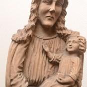 «СейЧас»: деревянные образы священника-скульптора