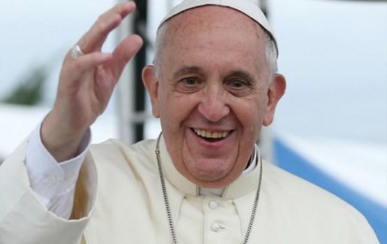 «СейЧас»: к визиту Папы Римского в Латвию