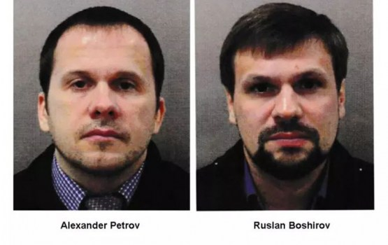 СМИ: Петрова и Боширова подозревают в попытке атаки на лабораторию в Шпице