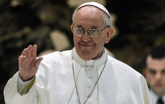 Папа призвал Литву стать мостом между Восточной и Западной Европой