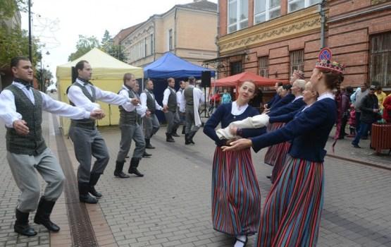 Улица Ригас угостила и порадовала на славу! (ФОТО)