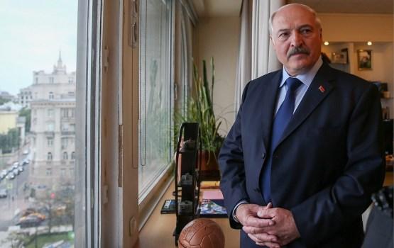 Лукашенко принял решение об укреплении границы с Украиной