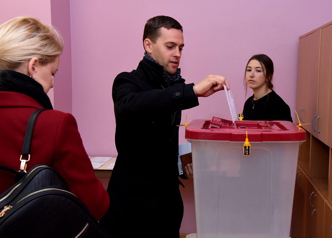 Навыборах впарламент Латвии лидирует пророссийская партия «Согласие»