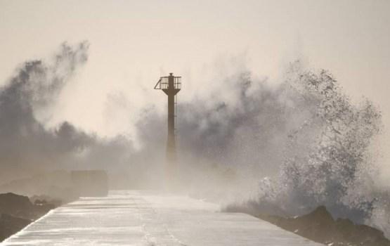 """В США готовятся к надвигающемуся урагану """"Майкл"""""""