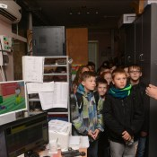 Школьники побывали в гостях у предприятия DAUTKOM