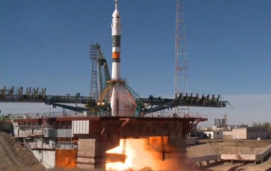 Комиссия изучает вероятные причины аварии ракеты «Союз» на Байконуре