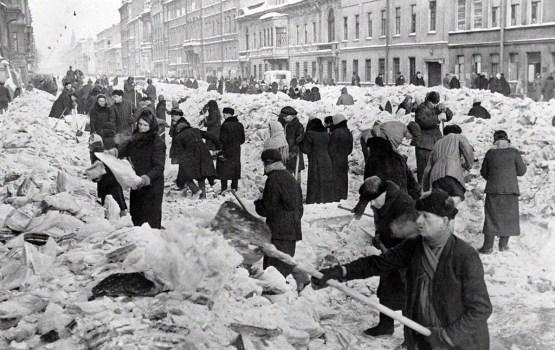Российский режиссер решил снять черную комедию о блокаде Ленинграда
