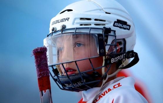 Юные хоккеисты порадовали болельщиков