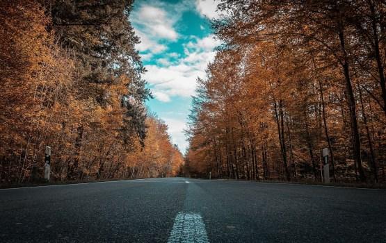 В Крауе заменили дорожное покрытие