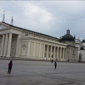 Вильнюс: от Пушкина до Ванагаса