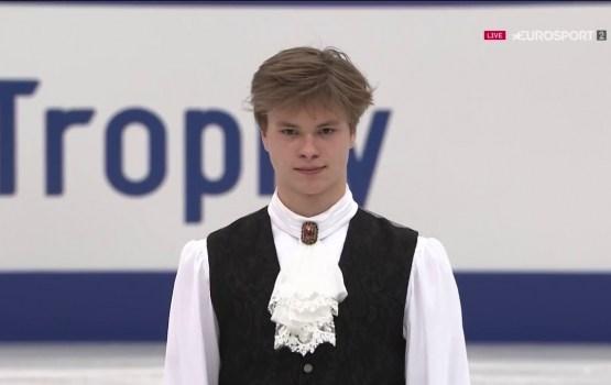 Д. Васильев выиграл международный турнир в Минске