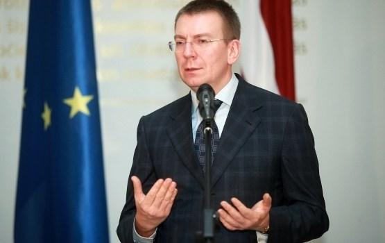 Пабрикс: «Ринкевич должен сохранить пост министра иностранных дел»