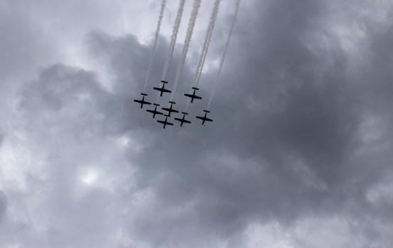 Истребители НАТО трижды сопроводили российские военные самолеты