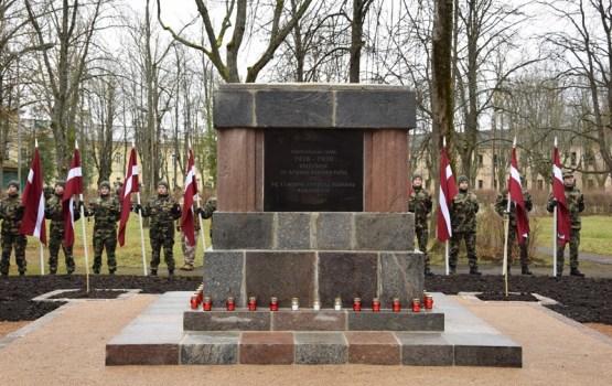 Мероприятия Недели патриотов в Даугавпилсской крепости